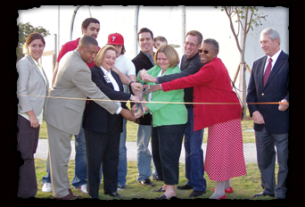 Jaco Pastorius Community Center Ribbon Cutting Ceremony