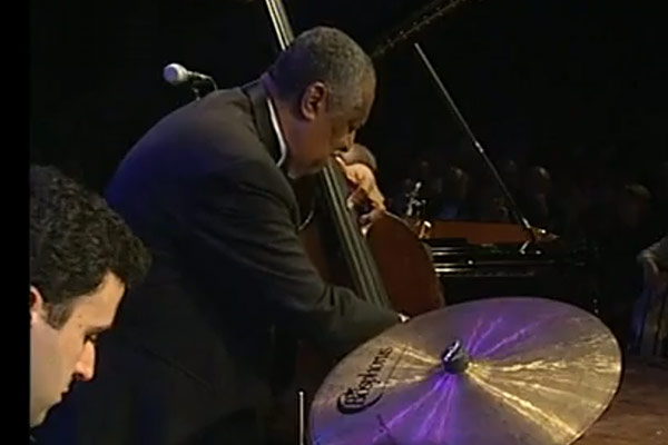 """Ray Brown: """"Black Orpheus"""" Bass Solo"""