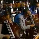 "Superbass: Ray Brown, John Clayton, and Christian McBride Play ""Blue Monk"""