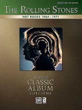 Hot Rocks 1964-1971: New Rolling Stones Bass Tab Book