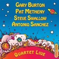 The Gary Burton Quartet Revisited