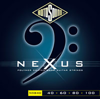 Rotosound Nexus bass strings