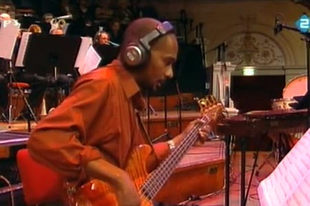 Metropole Orchestra with Victor Bailey & Peter Erskine: Nubian Sundance