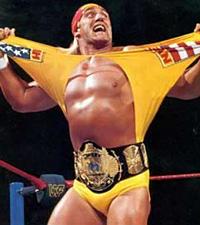 Hulk Hogan: Bass Player for Hire