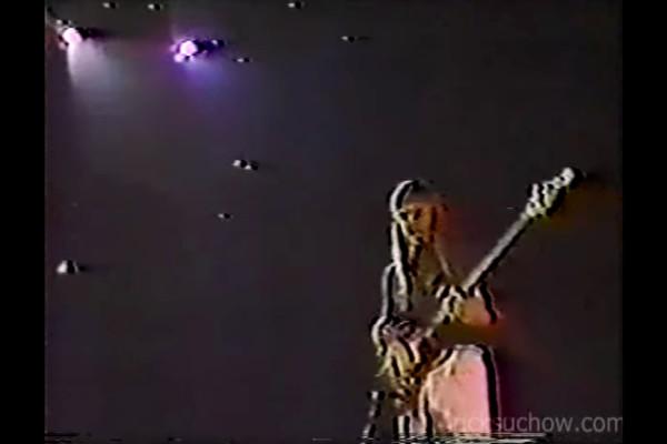 """Jaco Pastorius: 1979 Solo Performance of """"Continuum"""""""