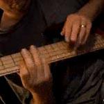 """Jeff Schmidt: """"Little Sunflower"""" Solo Bass"""
