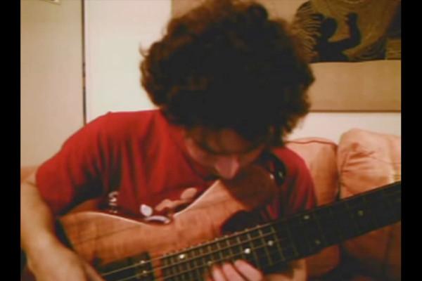 """Roberto Badoglio: """"Oceania"""" Electric Bass Solo"""