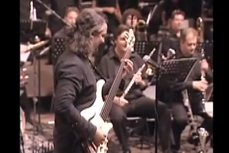 Maurizio Rolli's Tones Big Band: Little Wing, a tribute to Hiram Bullock