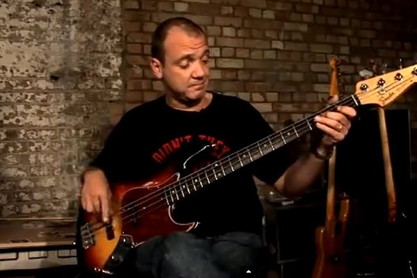 Guy Pratt: Great Disco Bass Lines