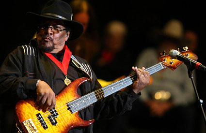 Bassist Billy Cox Featured on Experience Hendrix Tribute Tour