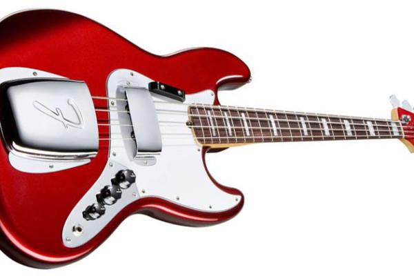 Fender Announces 50th Anniversary Jazz Bass