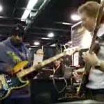 Marcus Miller and Hadrien Feraud: NAMM '08 Jam