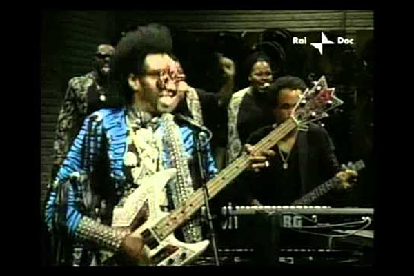 Bootsy Collins: Stretchin' Out