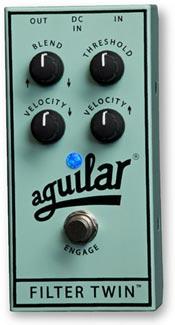 Gear Watch: Aguilar Amplification Announces Filter Twin