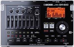 Gear Watch: BOSS BR-800 Digital Recorder