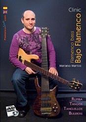 Flamenco Bass Clinic by Mariano Martos