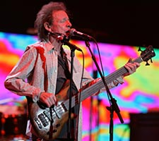 Jack Bruce Tours with Hippiefest 2010