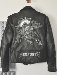 James LoMenzo's Custom Megadeth Jackets Up for Auction