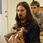 Bryan Beller Wows Students at Virginia Bass Forum