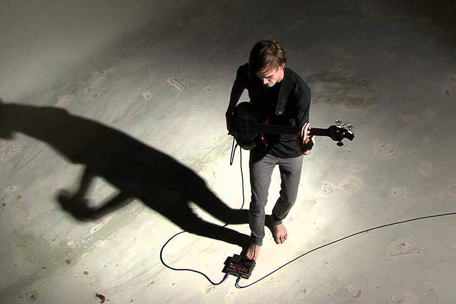 Miles Hancock: Solo Loop Bass