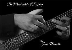 """Jean Baudin Releases """"The Mechanics of Tapping"""" Method Book"""