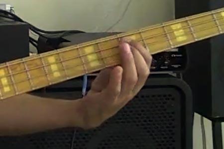 Slap Bass 101: Part 3 – Left Hand Slap & Hammer-Ons