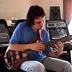 """Adam Nitti: """"Fritter Boy"""" Bass Solo"""