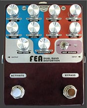 Gear Watch: FEA Labs Dual Distortion Pedal