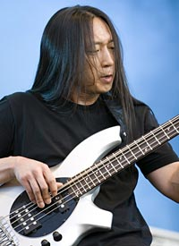 """Dream Theater's John Myung on Band's Future and """"Greatest Bassist"""" Title"""
