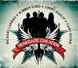 Renegade Creation Announces Tour Dates, with Jimmy Haslip