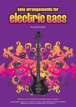 Stuart Clayton Releases Solo Arrangements for Electric Bass