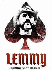 Official Lemmy: The Movie Trailer Released