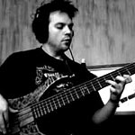 """Michael Benjamin Plays Charlie Parker's """"Confirmation"""" on Bass"""