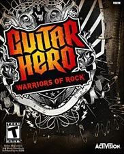 Rush Featured in New Guitar Hero: Warriors of Rock
