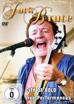 Jack Bruce: City Of Gold: Live Performances