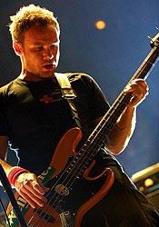 Pearl Jam's Jeff Ament Opens Skatepark