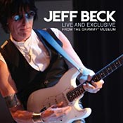 Jeff Beck with Rhonda Smith: Live And Exclusive From The Grammy Museum