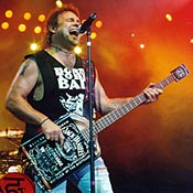 Michael Anthony Opens Up on VH1's That Metal Show