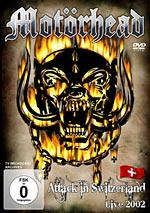 "Motörhead Releases ""Attack in Switzerland"""