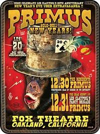 Les Claypool Celebrates Two Decades of New Years' Performances