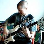 Viaceslav Svedov: Purple Haze Solo Bass