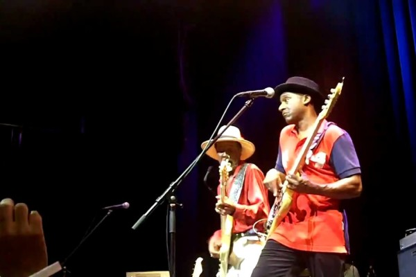 Marcus Miller and Larry Graham: Release Yourself
