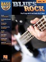 Blues Rock: Bass Play-Along Volume 18