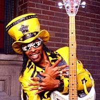 Bootsy Collins Dives Into The World Of Fine Art