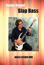 Bunny Brunel Releases Slap Bass Instructional DVD