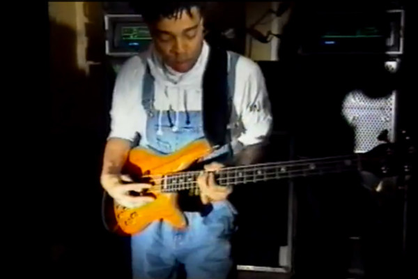 Old School Doug Wimbish: Doug Jam (1990)