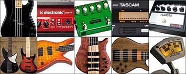 Top 10: The Best Bass Gear (October 2010)
