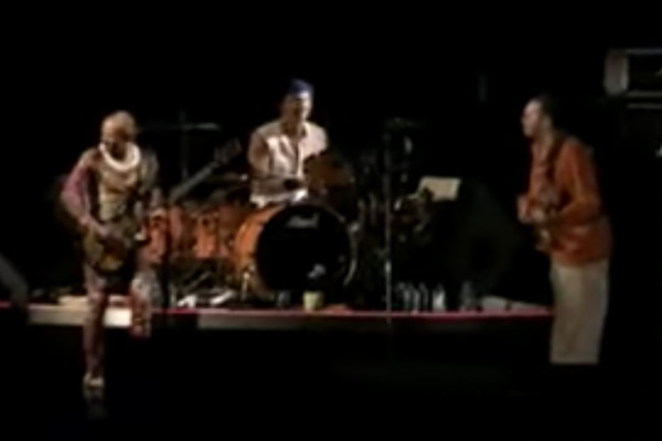 The Red Hot Meters: The Meters Live Jam with the Red Hot Chili Peppers (2006)