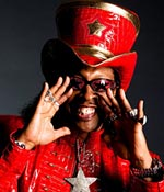 Bootsy Collins Foundation Raising Money for Music Education