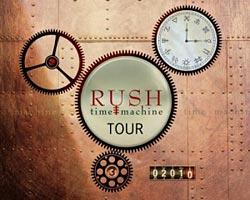 Rush Announces New North American Time Machine Tour Dates